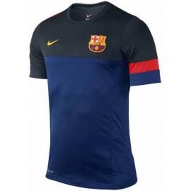 Футболка тренировочная Барселона Nike