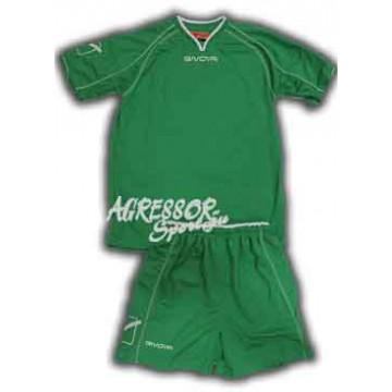 Комплект формы KIT CAPO зеленый