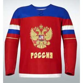 Свитер хоккейный РОССИЯ