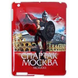 Спартак клип-кейс для iPad2 Гладиатор красный