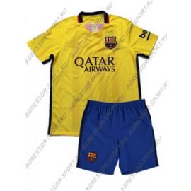 Форма Барселона 2015/16 гостевая