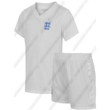 Англия форма футбольная белая