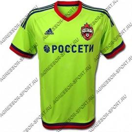 Футболка ЦСКА 2016/17 резервная adidas