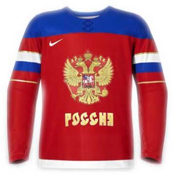 Свитер хоккейный РОССИЯ игровой