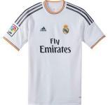 Футболка Реал Мадрид ДЕТСКАЯ 2013 2014 ADIDAS