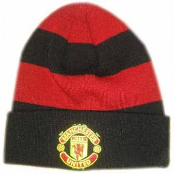 Манчестер Юнайтед шапка с отворотом Арт.108