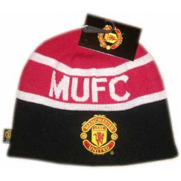 Манчестер Юнайтед шапка двусторонняя Арт.102