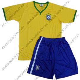 Детская форма сб. Бразилии 2014