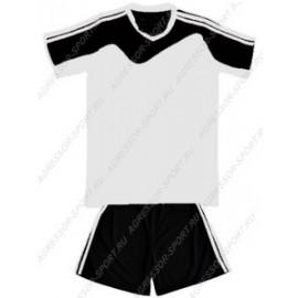 Футбольная форма АС 2014 белая