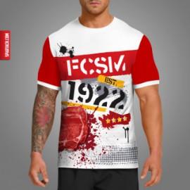 Футболка FCSM 1922
