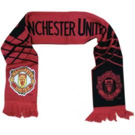 Манчестер Юнайтед шарф премиум