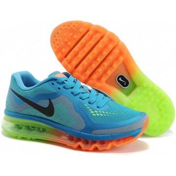 Кроссовки Nike Air Max+ голубые