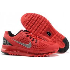 Кроссовки Nike Air Max+ красные