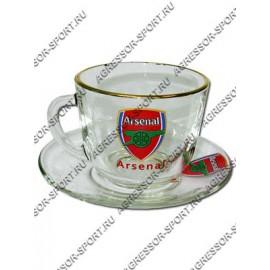 """Чайная пара """"Арсенал"""""""