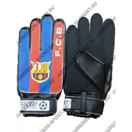 Перчатки вратарские Барселона