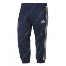 Бриджи Adidas Россия тренировочные синие