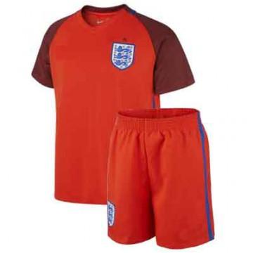 Англия форма футбольная 2016/2018 детская красная