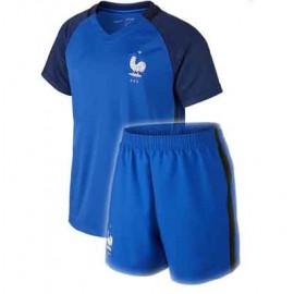 Форма футбольная сборной Франции 2016-18 детская