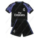 Форма детская Реал Мадрид 2016/17 черная