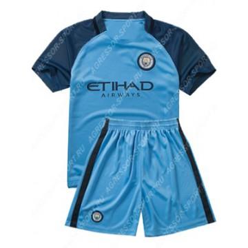 Детская форма Манчестер Сити 2016/17