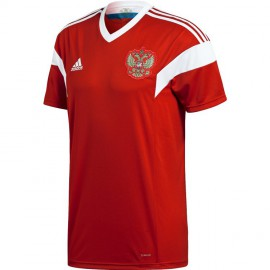 Россия футболка игровая adidas 2018