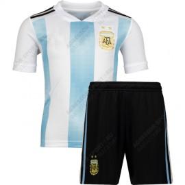Детская форма сборной Аргентины 2018