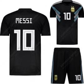 Форма Аргентины 2018 MESSI 10 черная