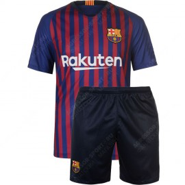 Форма Барселона 2018/19 домашняя