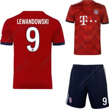 Форма Бавария 2018/19 LEWANDOWSKI 9