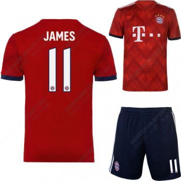 Форма Бавария 2018/19 JAMES 11