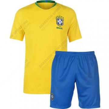 Форма сб. Бразилии 2018