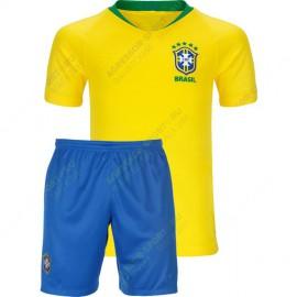 Детская форма сборной Бразилии 2018