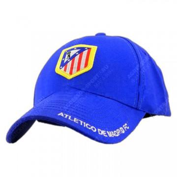 Бейсболка Атлетико Мадрид синяя