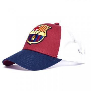 Бейсболка Барселона детская 107740