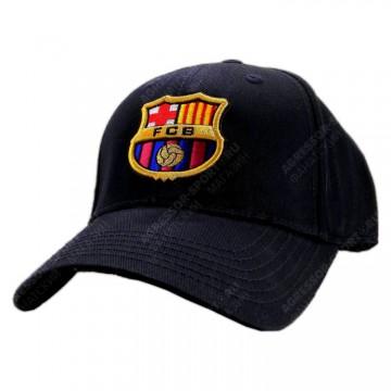 Бейсболка ФК Барселона т.синяя