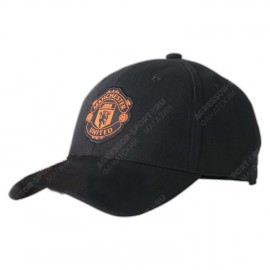 Бейсболка Манчестер Юнайтед черная