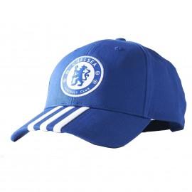 Бейсболка Челси ADIDAS синяя