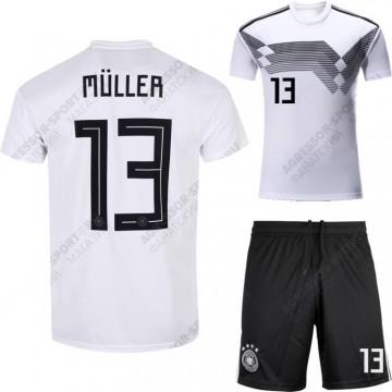 Форма Германии 2018 MULLER 13