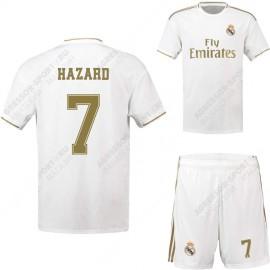 Форма детская Реал Мадрид 2019/20 HAZARD 7