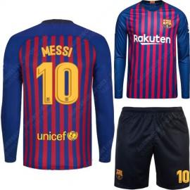 Форма Барселона 2018/19 MESSI 10 дл.рукав