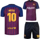 Форма Месси Барселона 2018/19
