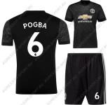 Форма Манчестер Юнайтед 17/18 POGBA 6 черная