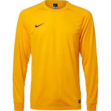 Вратарский свитер детский NIKE желтый