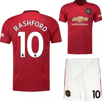 Форма Манчестер Юнайтед 2019/20 RASHFORD 10