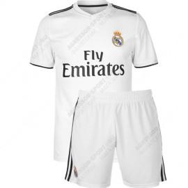 Форма Реал Мадрид 2018/19 белая