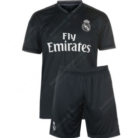 Форма Реал Мадрид 2018/19 гостевая