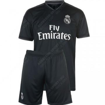Форма ДЕТСКАЯ Реал Мадрид 2018/19 гостевая