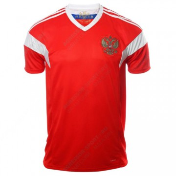 Игровая футболка сб.России 2018 премиум реплика