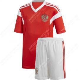 Россия детская футбольная форма 2018
