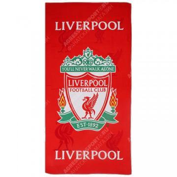 Ливерпуль полотенце пляжное